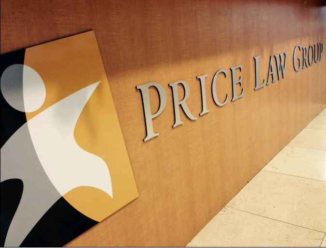 Price Law Group Office
