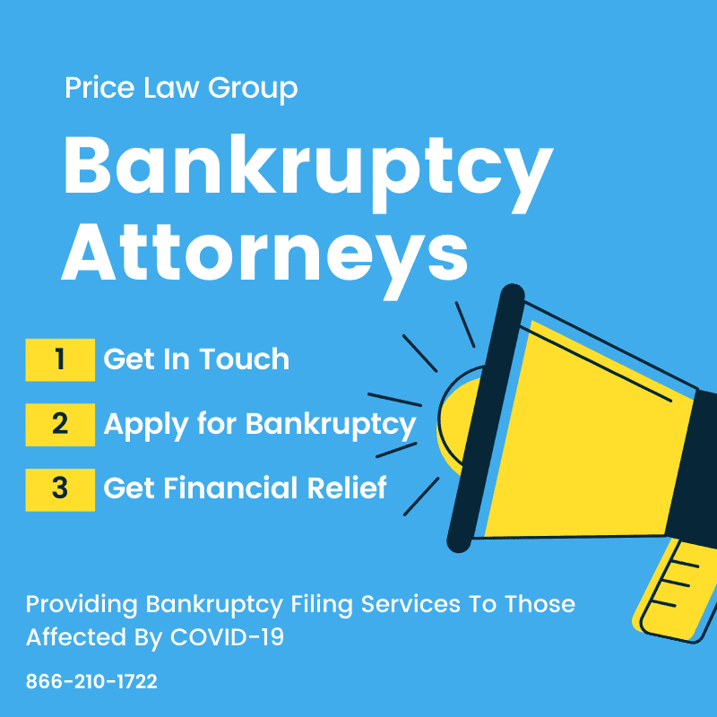 Best COVID-19 Chapter 7 Chapter 13 Bankruptcy Attorneys 866-210-1722